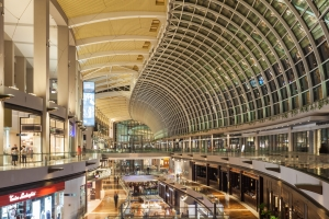 Shoppes at Marina Bay sands