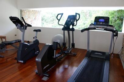Gym, Samujana Villas, Koh Samui