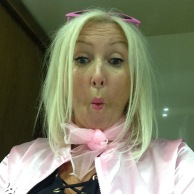 Gill the Pink Lady