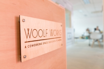 Woolf Works Co working space