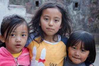 The wonderful people of Bhutan!