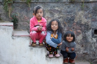 Some of the children I met whilst in Bhutan