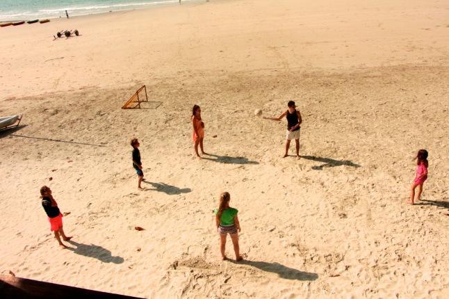 bintan beach games