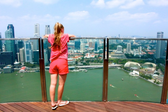 skypark at Marina Bay Sands
